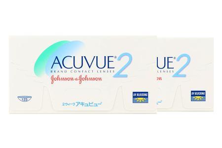 Acuvue 2 2 x 6 Zwei-Wochenlinsen | Acuvue 2, 2 x 6 Stück, Acuvue2 (6er), Acuvue, Acuvu, Acuviu