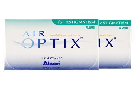 Air Optix for Astigmatism, 2 x 6 Stück Kontaktlinsen von Ciba Vision