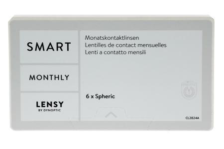 Dynalens 30 SiH Kontaktlinsen von Dynoptic & Dynaeasy 4, Jahres-Sparpaket
