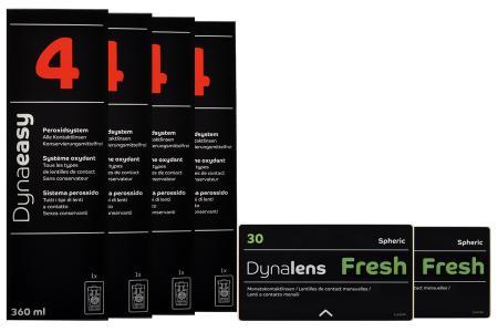 Halbjahres-Sparpaket, Dynalens 30 Fresh - Dynaeasy 4