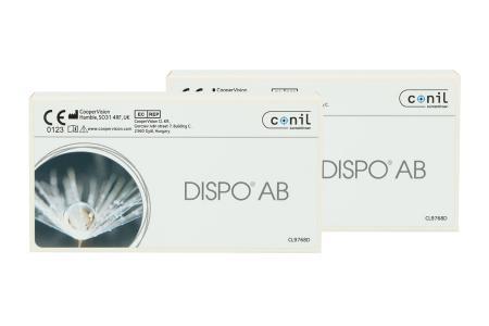 Dispo AB, 2 x 6 Stück Kontaktlinsen von Conil