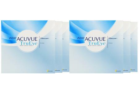 1-Day Acuvue TruEye Kontaktlinsen von Johnson & Johnson, Sparpaket 9 Monate 2x270 Stück