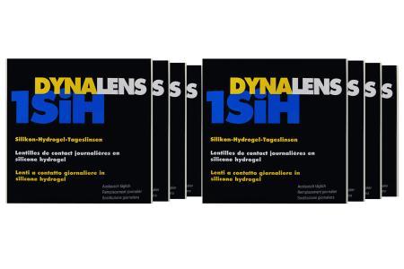 Dynalens 1 SiH Kontaktlinsen von Dynoptic, Sparpaket 12 Monate 2 x 360 Stück