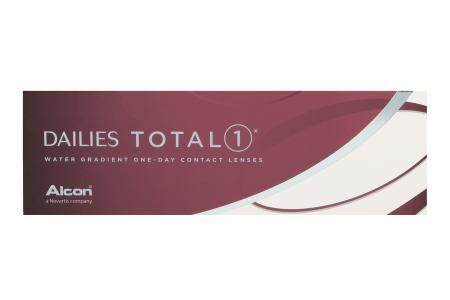 Dailies Total 1, 30 Stück Kontaktlinsen von Ciba Vision / Alcon