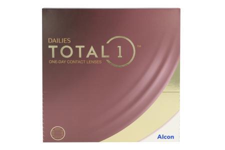 Dailies Total 1, 90 Stück Kontaktlinsen von Ciba Vision / Alcon