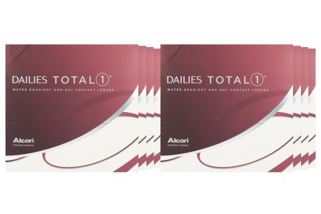 Dailies Total 1 8 x 90 Tageslinsen Sparpaket 12 Monate | Dailies Total 1, Sparpaket 12 Monate 8 x 90 Stück