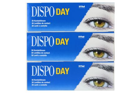 Dispo Day Toric 90 Stück - Tagelinsen von Conil |