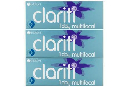 Clariti 1 day multifocal 90 Tageslinsen