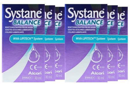 Systane® Balance 6x10ml