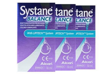 Systane® Balance 3x10ml
