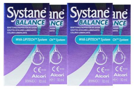 Systane® Balance 4x10ml