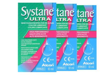 Systane® Ultra 3x10ml