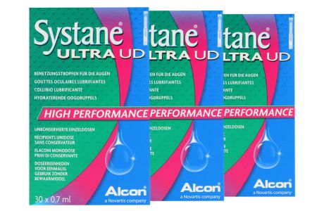 Systane® Ultra UD 3x 30x0,7ml in Einmaldosen