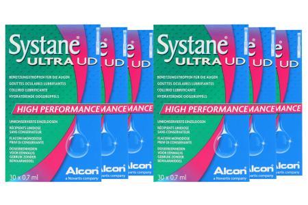 Systane® Ultra UD 6x 30x0,7ml in Einmaldosen