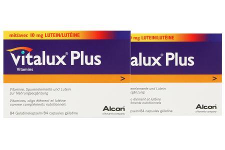 Vitalux® Plus 2x84 Kapseln