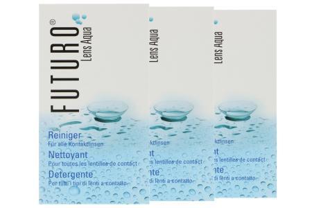 Futuro Lens Aqua Kontaktlinsenreiniger 3x40ml