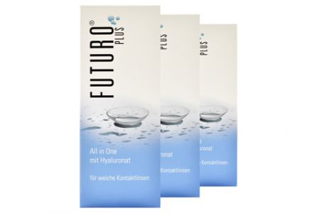 Futuro Plus All in One mit Hyaluronat, 3 x 100ml