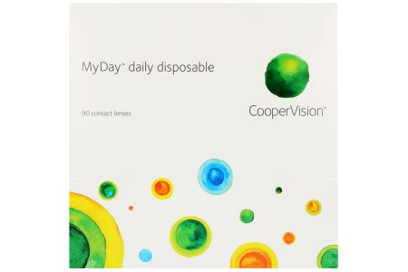 MyDay daily disposable 90 Tageslinsen | MyDay daily disposable, 90 Stück