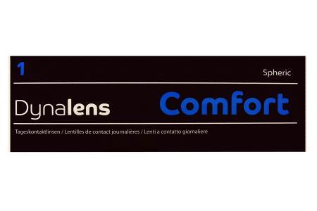 Dynalens 1 Comfort, 30 Stück Kontaktlinsen von Dynoptic