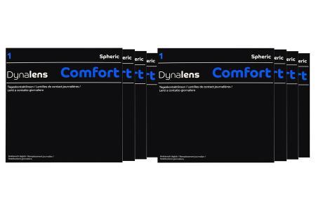 Dynalens 1 Comfort Kontaktlinsen von Dynoptic, Sparpaket 12 Monate 2 x 360 Stück