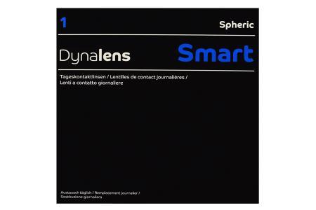 Dynalens 1 Smart 90 Tageslinsen | Dynalens 1 Smart, 90 Stück, Dynalens Smart, 1 Smart