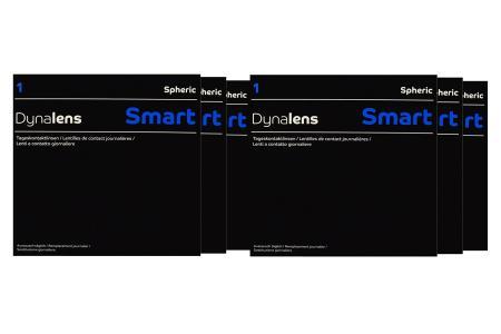 Dynalens 1 Smart Kontaktlinsen von Dynoptic, Sparpaket 9 Monate 2x270 Stück