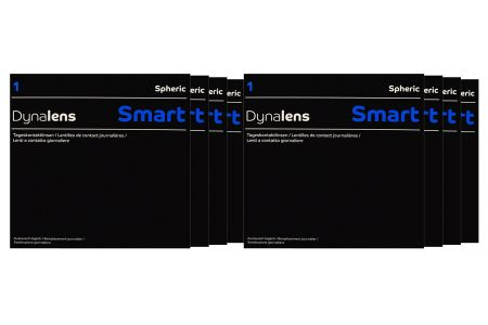 Dynalens 1 Smart 8 x 90 Tageslinsen Sparpaket 12 Monate | Dynalens 1 Smart, Sparpaket 12 Monate 8 x 90 Stück