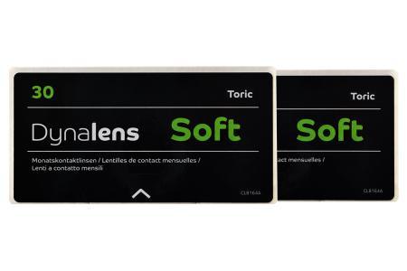 Dynalens 30 Soft Toric, 2 x 6 Stück
