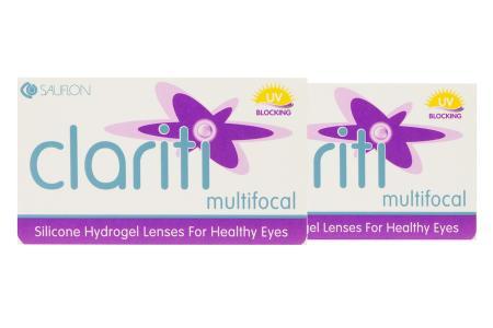 Clariti multifocal, 2 x 6 Stück
