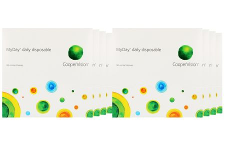 MyDay daily disposable, Sparpaket 12 Monate 2x360 Stück