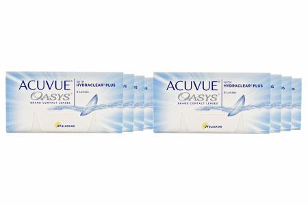 Acuvue Oasys 8 x 6 Zwei-Wochenlinsen | Acuvue Oasys, 8 x 6 Stück, AcuvueOasys (6er), Acuvue Oasys, Oasys, Acuvue