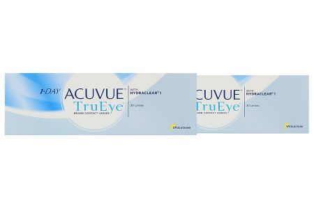 1-Day Acuvue TruEye 2 x 30 Tageslinsen | 1-Day Acuvue TruEye, 2 x 30 Stück, 1-Day AcuvueTruEye, 1-DayAcuvueTrueEye, OneDay Acuvue TruEye