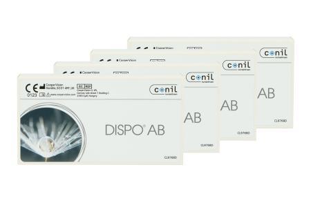 Dispo AB, 4 x 6 Stück Kontaktlinsen von Conil