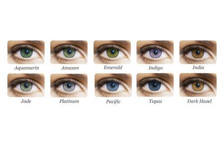SofLens Natural Colors, 12 x 2 Stück Kontaktlinsen von Bausch & Lomb