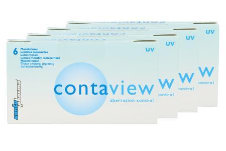 Contaview aberration control UV 4 x 6 Monatslinsen