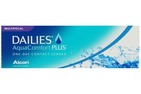 Dailies AquaComfort Plus Multifocal 30 Stück - Tageslinsen von Alcon |