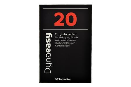 Dynaeasy 20, 10 Tabletten