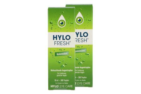 Hylo-Fresh 2 x 10 ml Augentropfen