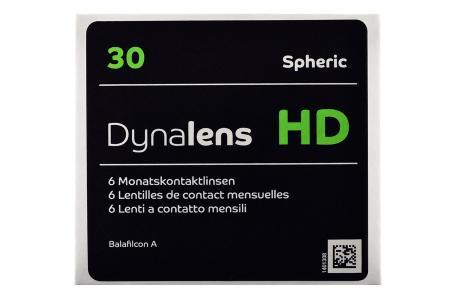 Dynalens 30 HD, 6 Stück Kontaktlinsen von Dynoptic