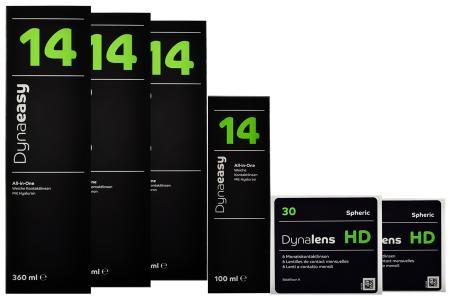 Halbjahres-Sparpaket, Dynalens 30 HD - Dynaeasy 14