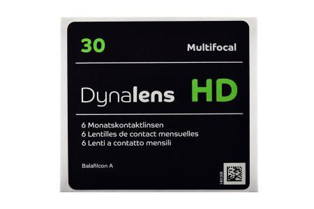 Dynalens 30 HD Multifocal, 6 Stück Kontaktlinsen von Dynoptic