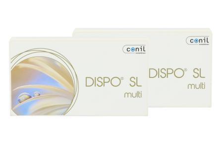 Dispo SL Multi, 2 x 6 Stück Kontaktlinsen von Conil