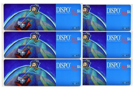 Dispo MultiSiL 1-Day, Sparpaket 3 Monate 2x90 Stück