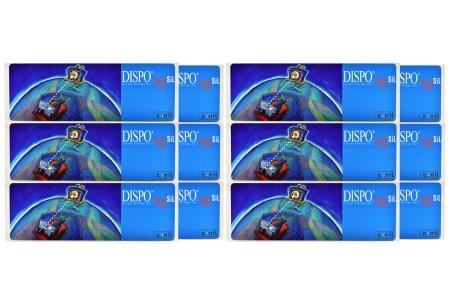 Dispo MultiSiL 1-Day 4 x 90 Tageslinsen Sparpaket 6 Monate | Dispo MultiSiL 1-Day, Sparpaket 6 Monate 4 x 90 Stück