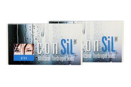 ConSiL® plus Toric, 2 x 6 Stück Kontaktlinsen von Conil / Procornea