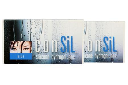 ConSiL® plus, 2 x 6 Stück Kontaktlinsen von Conil / Procornea