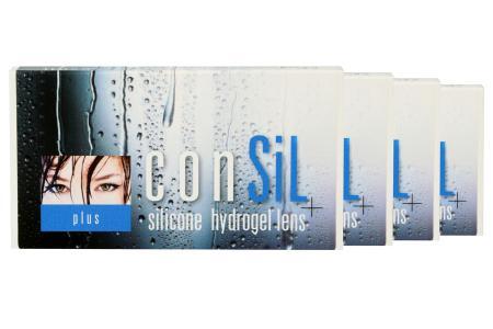 ConSiL® plus, 4 x 6 Stück Kontaktlinsen von Conil / Procornea