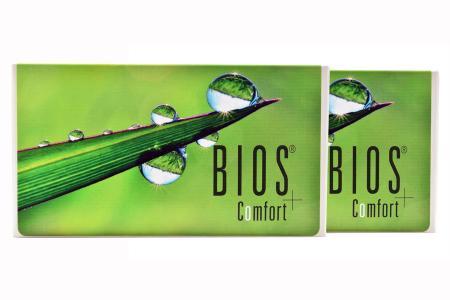 Bios Comfort 2 x 6 Monatslinsen | Bios Comfort, 2 x 6 Stück Kontaktlinsen von Conil
