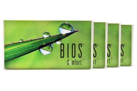Bios Comfort 4 x 6 Monatslinsen | Bios Comfort, 4 x 6 Stück Kontaktlinsen von Conil