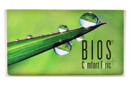 Bios Comfort Toric 6 Monatslinsen | Bios Comfort Toric, 6 Stück Kontaktlinsen von Conil